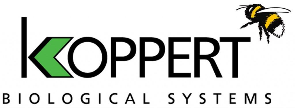 koppert logo com abelha ok